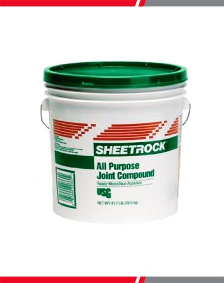 Joint Compound 5 Gal Kj Drywall Supply